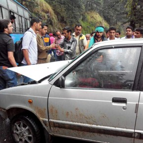 hasanvalley-shimla-accident-shimla-hrtc-maruti-800