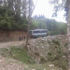 Remote himachal roads