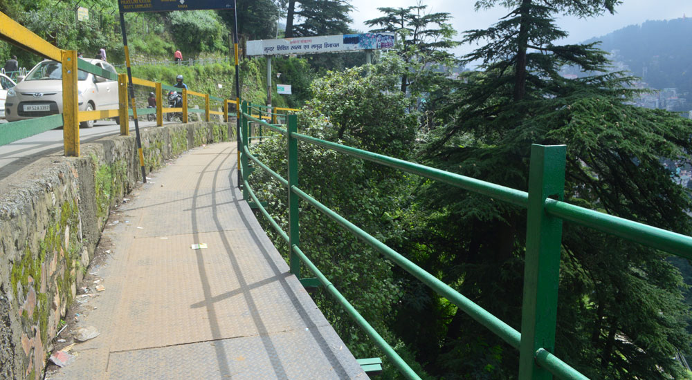 footpath-railway-station-to-victory-tunnel-shimla1