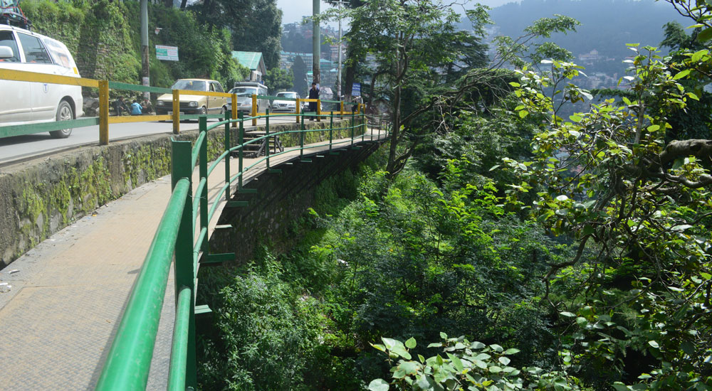 footpath-railway-station-to-victory-tunnel-shimla2