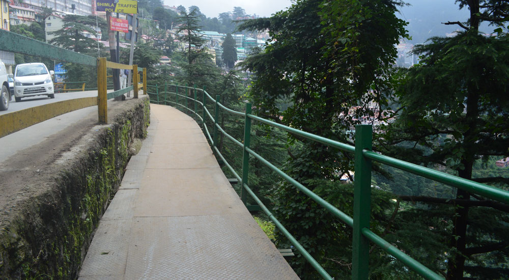 footpath-railway-station-to-victory-tunnel-shimla4