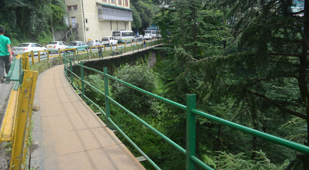 footpath-railway-station-to-victory-tunnel-shimla5