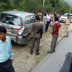 prem-kumar-dhumal-accident