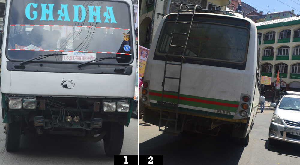 without-number-paltes-buses-shimla-priavte-HRTC