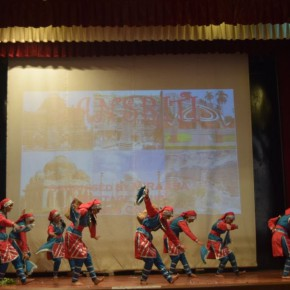 dance by st. bede's girls