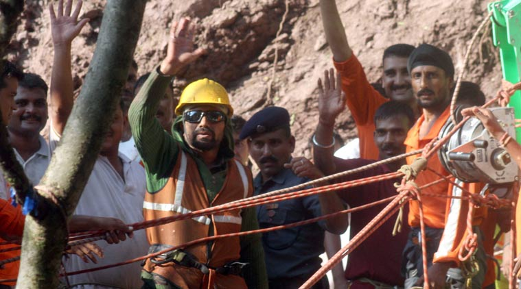 Himachal Tunnel Collapse