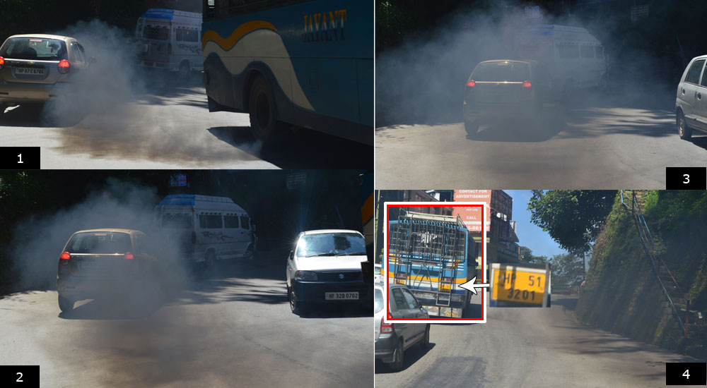 shimla-air-pollution-traffic-police-and-pollution-control-board-sleeping