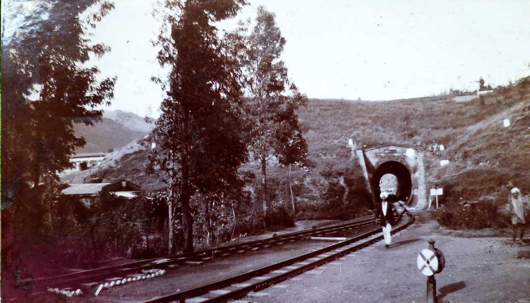Kumarhatti-Dagshai-Railway-Station