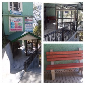 Public Bench to Personal Bench-new-shimla