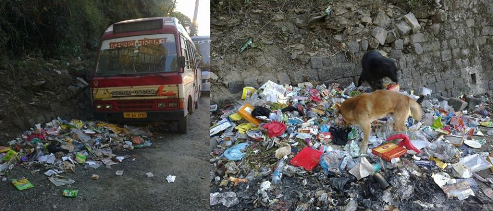 shimla waste treatment