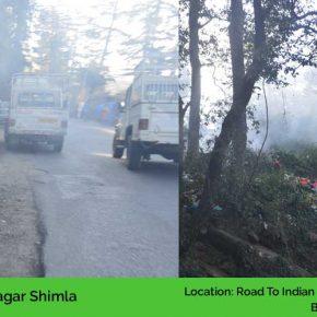 vikasnagar-Indian-Institute-Of-Advanced-Study-shimla-road
