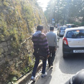 Chotta-shimla-to vikasnagar