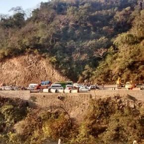 National Highway-5 landslide