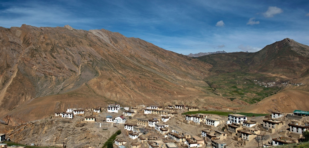 Spiti solar power project