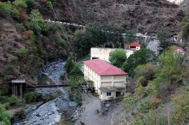 Ashwani Khad Water samples tests