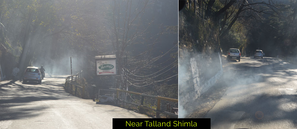 Near-Talland-Shimla