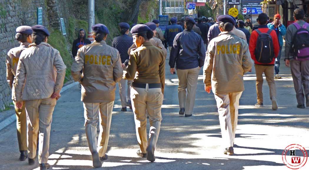Shimla-Police
