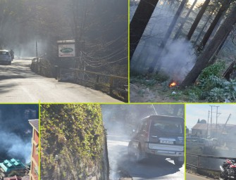 Another blunder by Shimla MC to which Pollution Control Board has turned a blind eye