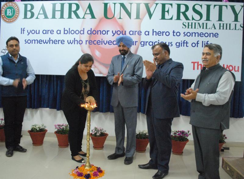 Bahara University Waknaghat