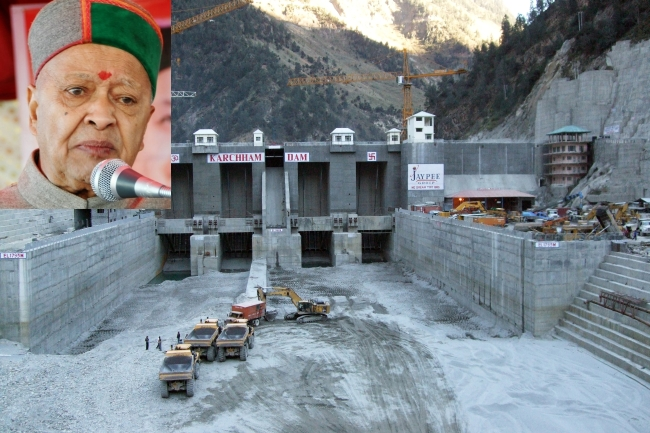 karcham wangtoo hydel project scam