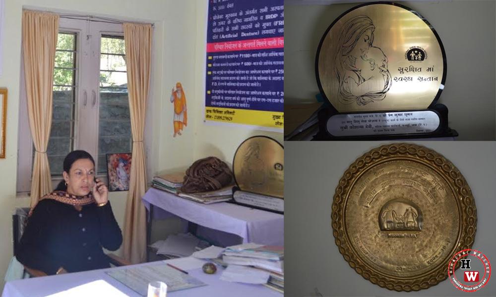 Kaushalya himachal health worker