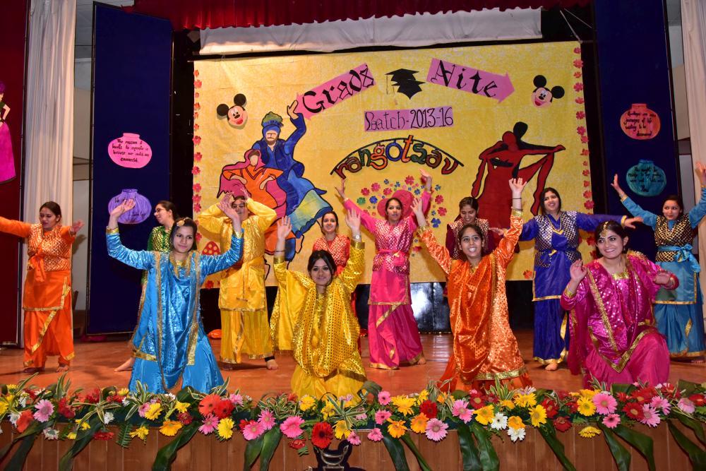 ST. Bedes College Shimla GRADS NITE