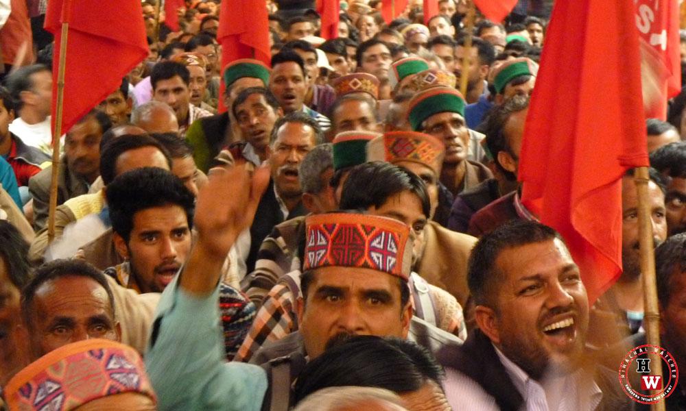 Chhota Shimla protest