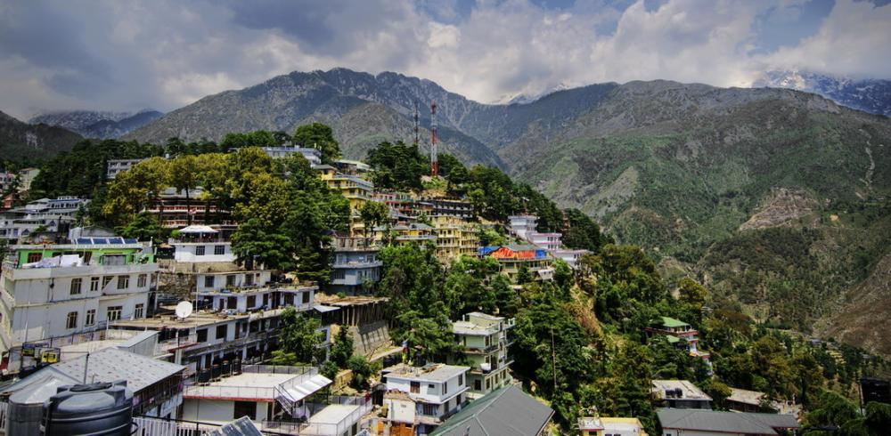Dharamshala Smart City