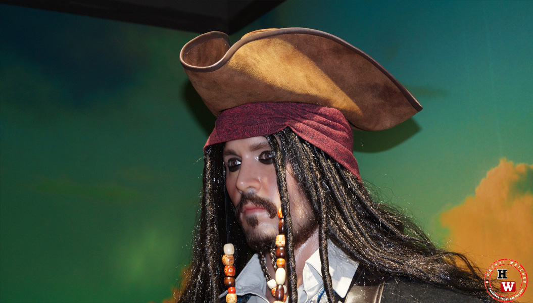 Jhony Depp Pirates of the Caribbean