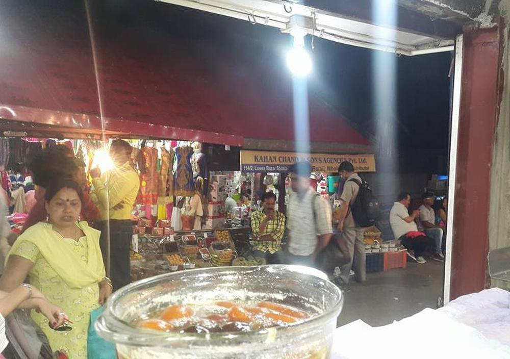 Mehru Halwai Shimla