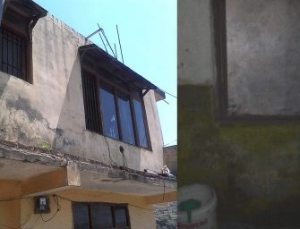 Sewage floods into homes of tenants in Shimla's Chailli village from overflowing septic tank, owner refuses maintenance