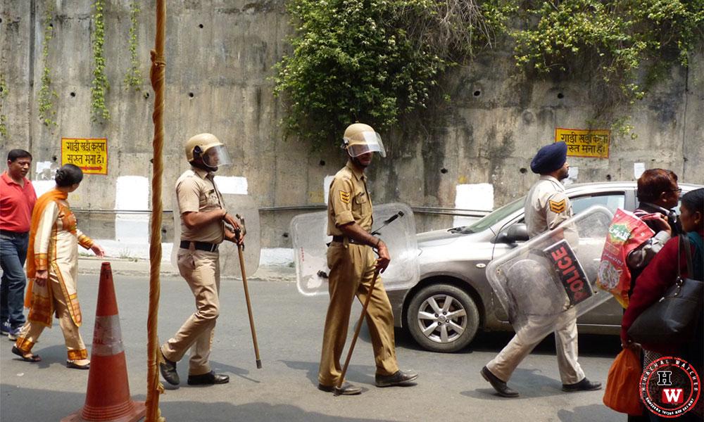 Shimla City Police