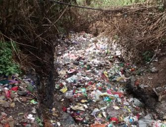 Poor waste management turns Sangti locality in Sanjauli into dumpyard, no action on complaints