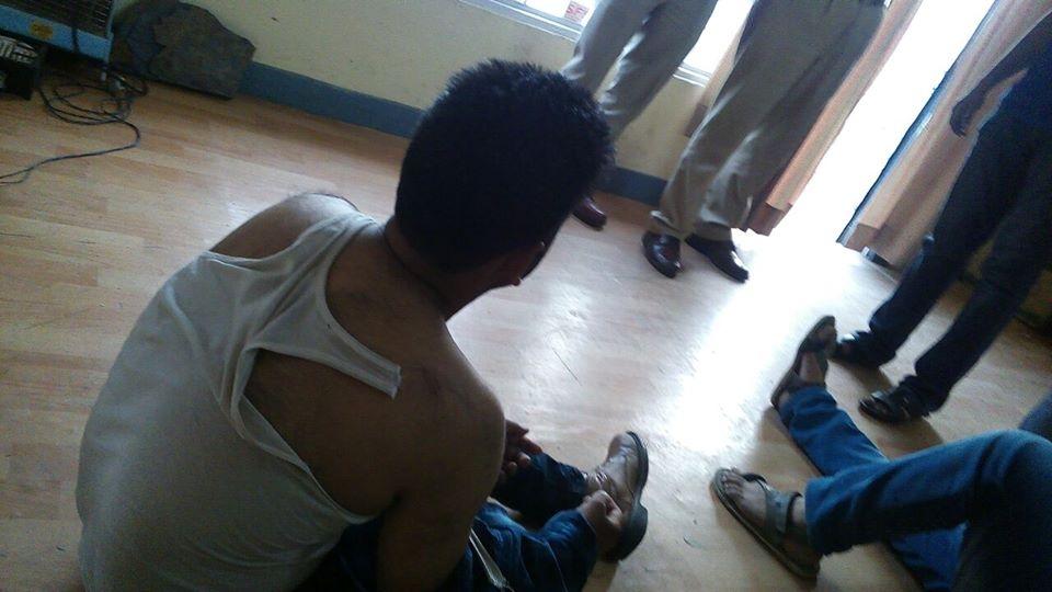 shimla police brutality