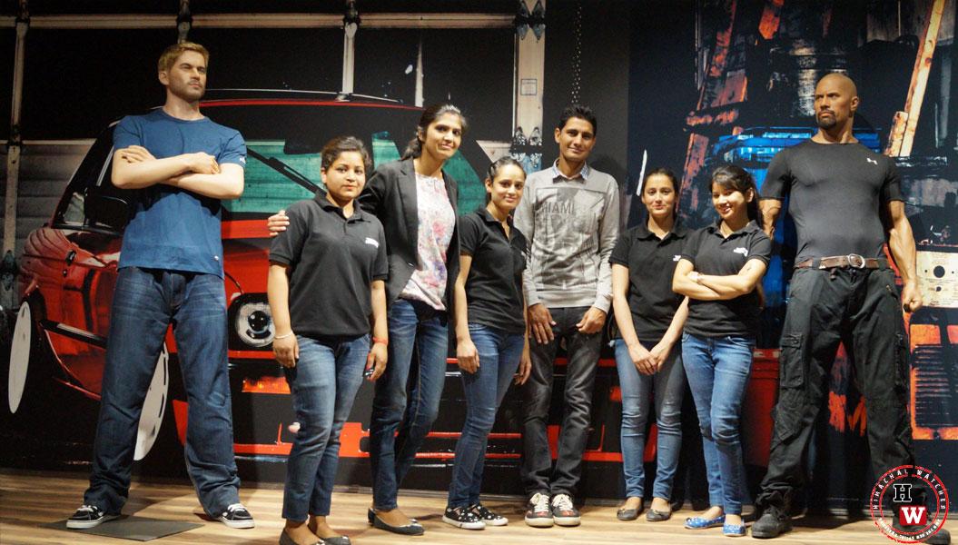 Shimla-Wax-Museum-Staff
