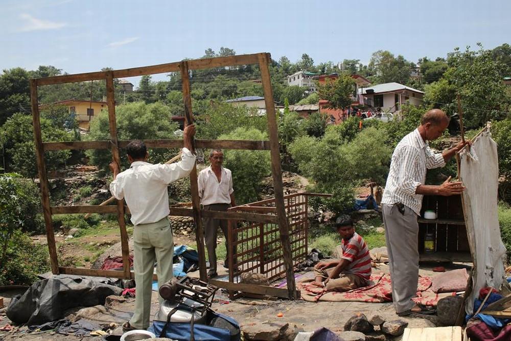 Dharamsala slum demolition 5