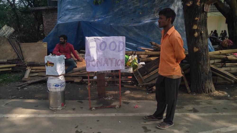 Dharamsala slum demolition