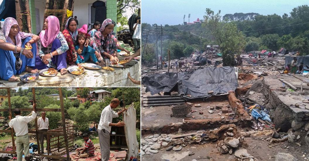 Dharamsala-Slum-Demolitionrehabilitation