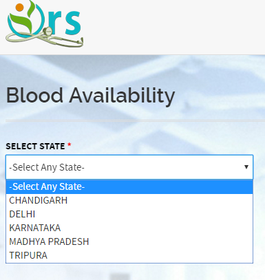 ORS Blood Bank