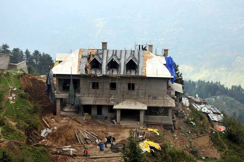 priyanka Vadra House Chharabra