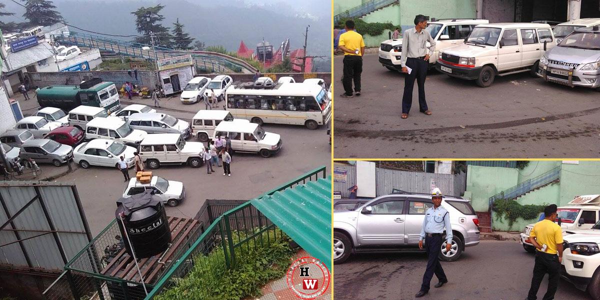 Shimla-Police-old-bus-stand