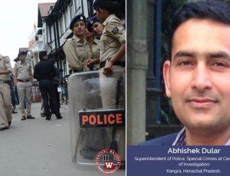 "IPS Abhishek Dular points out ""Faults of police sub-culture of criticizing and negative behaviours towards subordinates"""