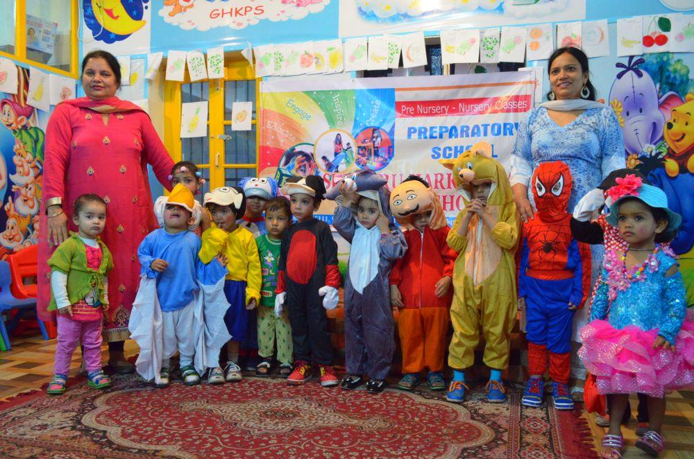 Guru Harkrishan Public School Shimla 1