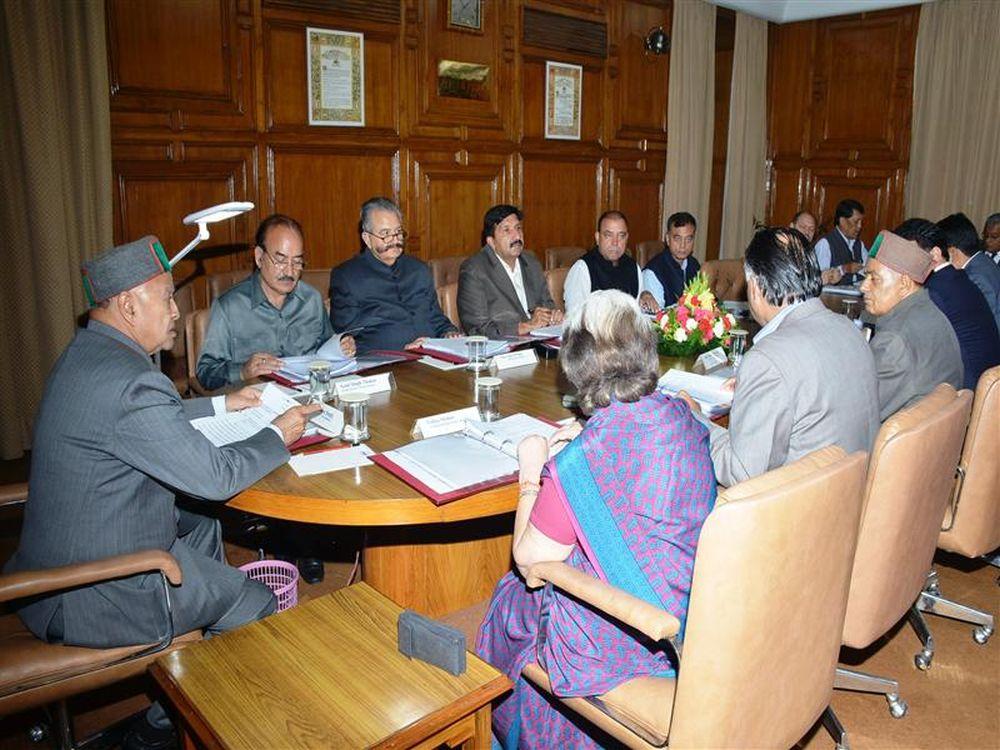HP Govt Cabinet