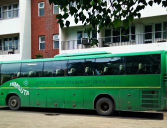 5 new Volvo buses on Dharamshala-Delhi route soon to deal with illegally  running  buses: Bali