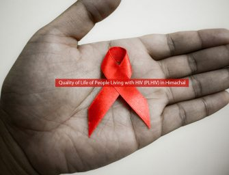3624 people living with HIV in Himachal, lack quality of life, are in need of financial assistance