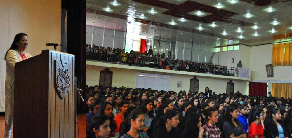 st bedes shimla Anti-Ragging Lecture