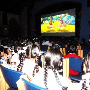 children film festival being held at Gaiety Theater