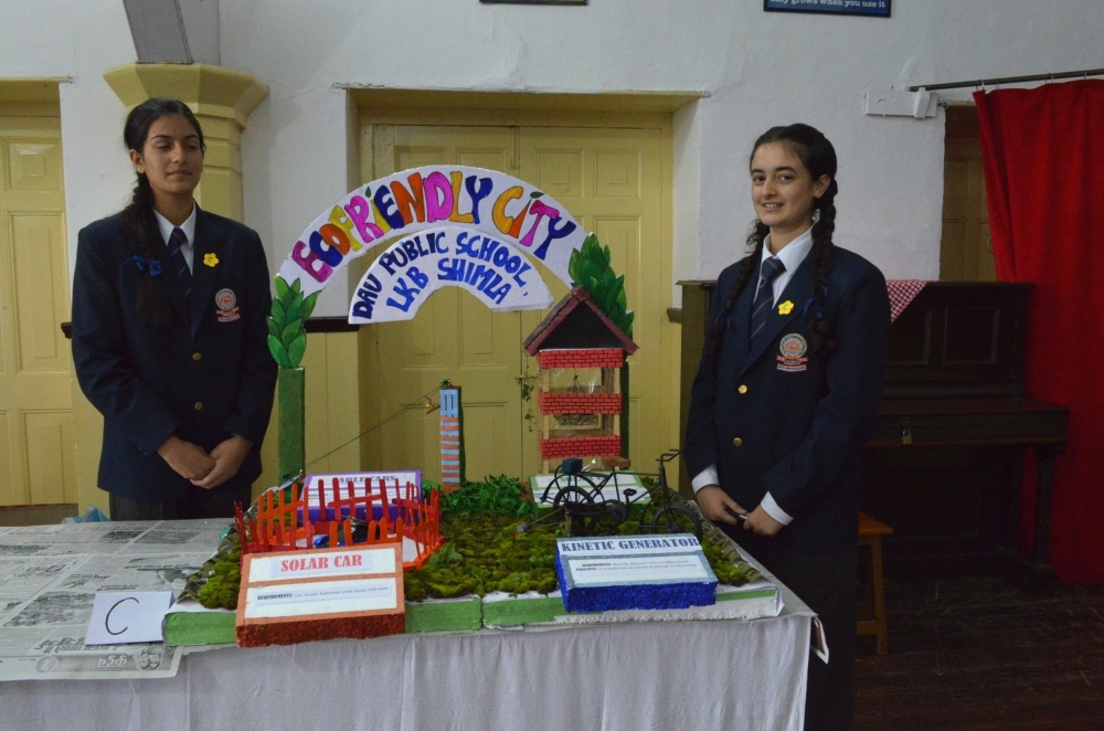 DAV School lakkar bazar