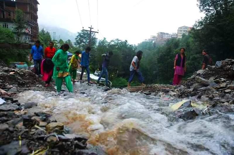 Heavy Rains Shimla